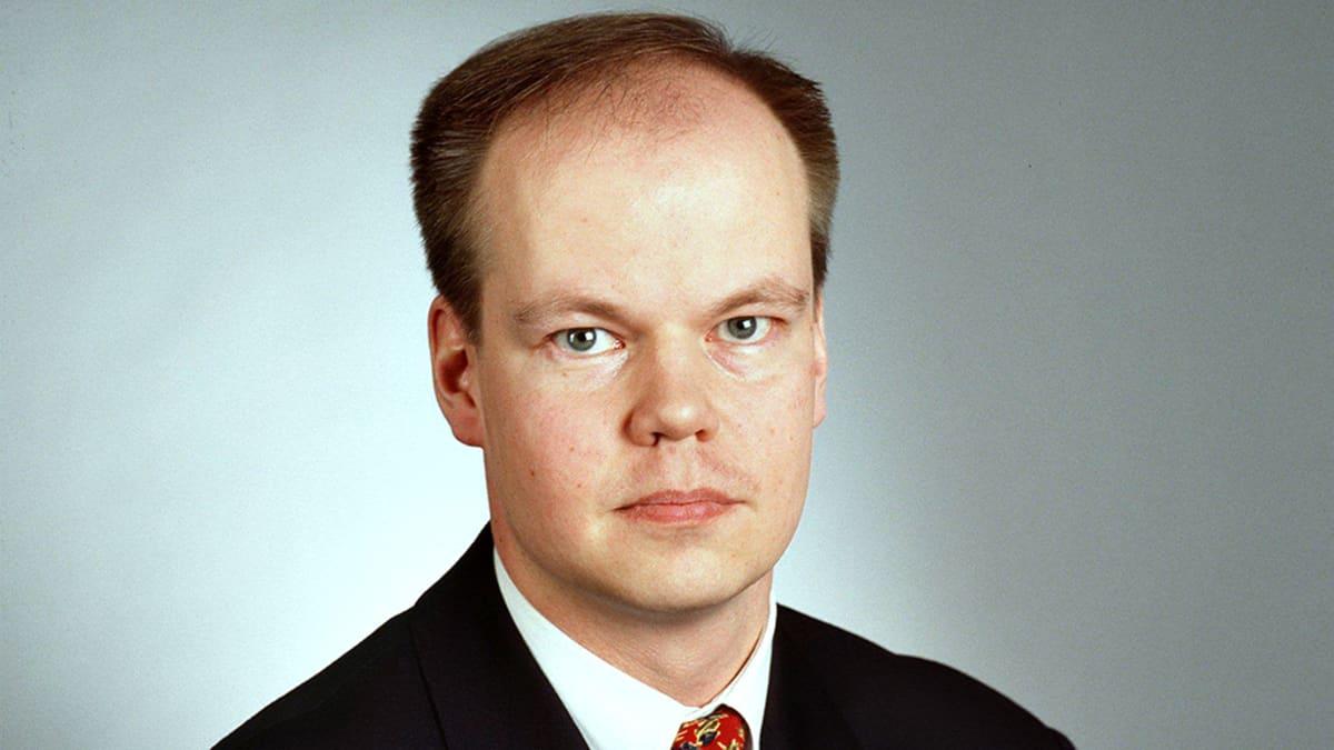 Olli-Pekka Heinonen.