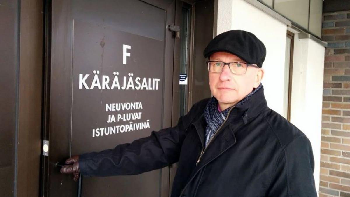 Antti Vainio edustaaa seitsemää asianomistajaa ns WinCapita-jutussa.