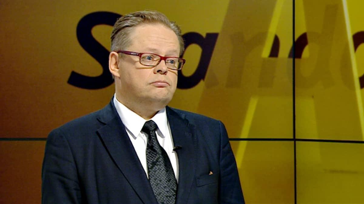 Juhana Vartiainen.
