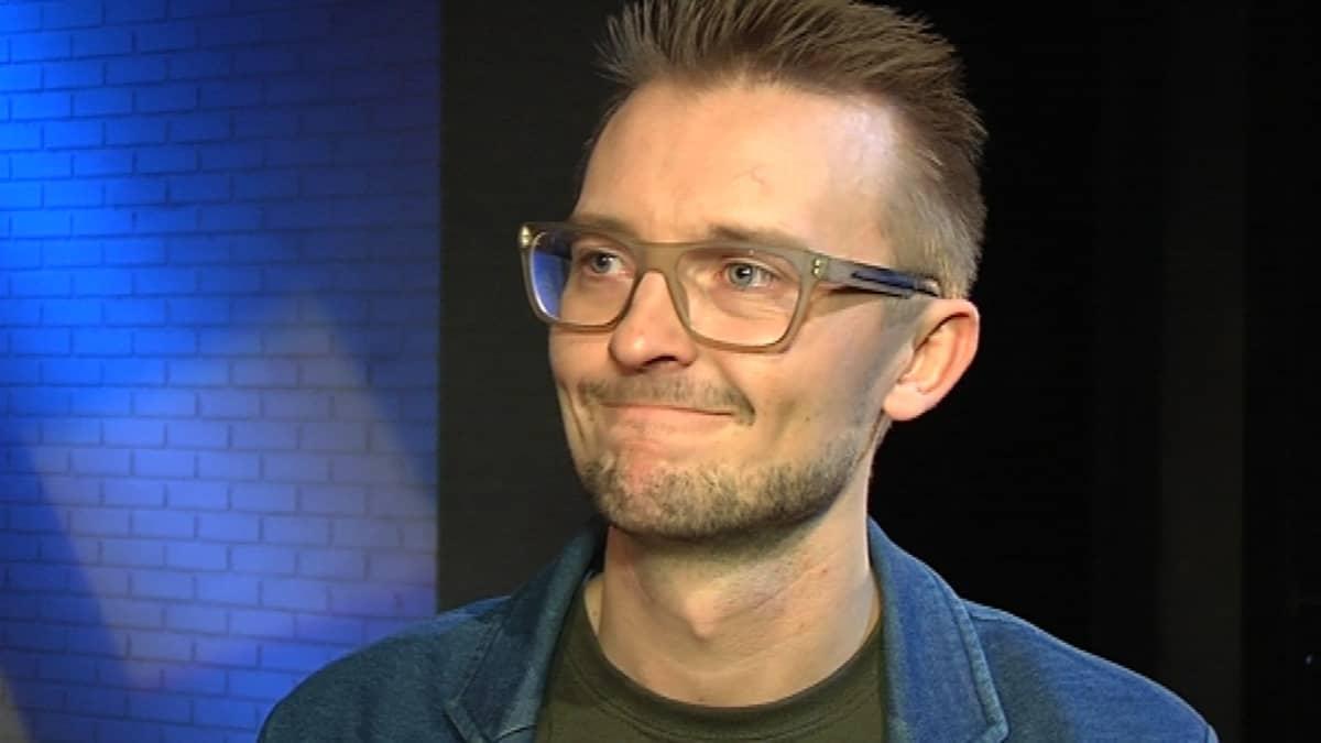 Antti Mikkola on ohjannut Seinäjoen Kaupunginteatterin Romeon ja Julian.