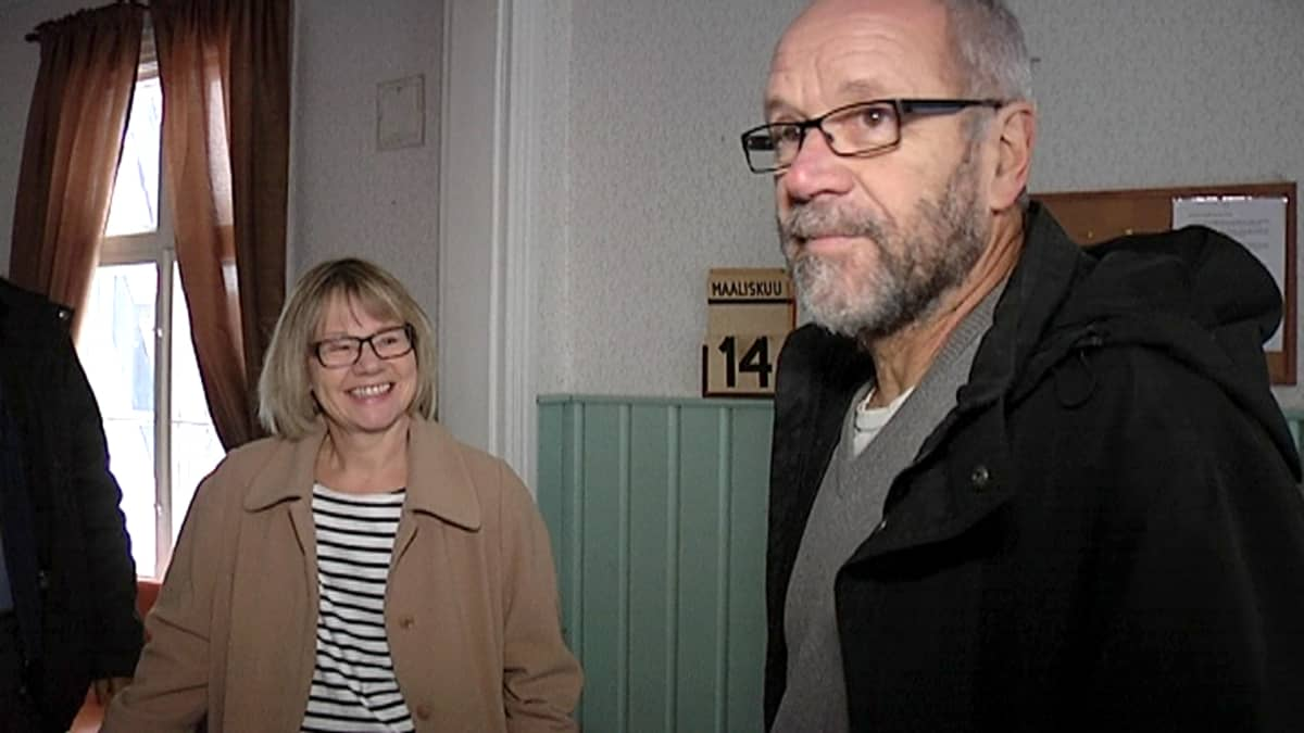 Petra ja Lasse Karjalainen