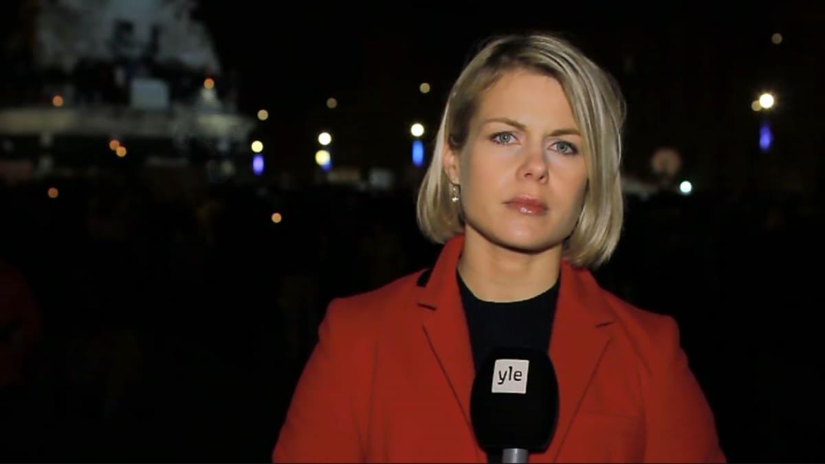 Anna-stiina Heikkilä.