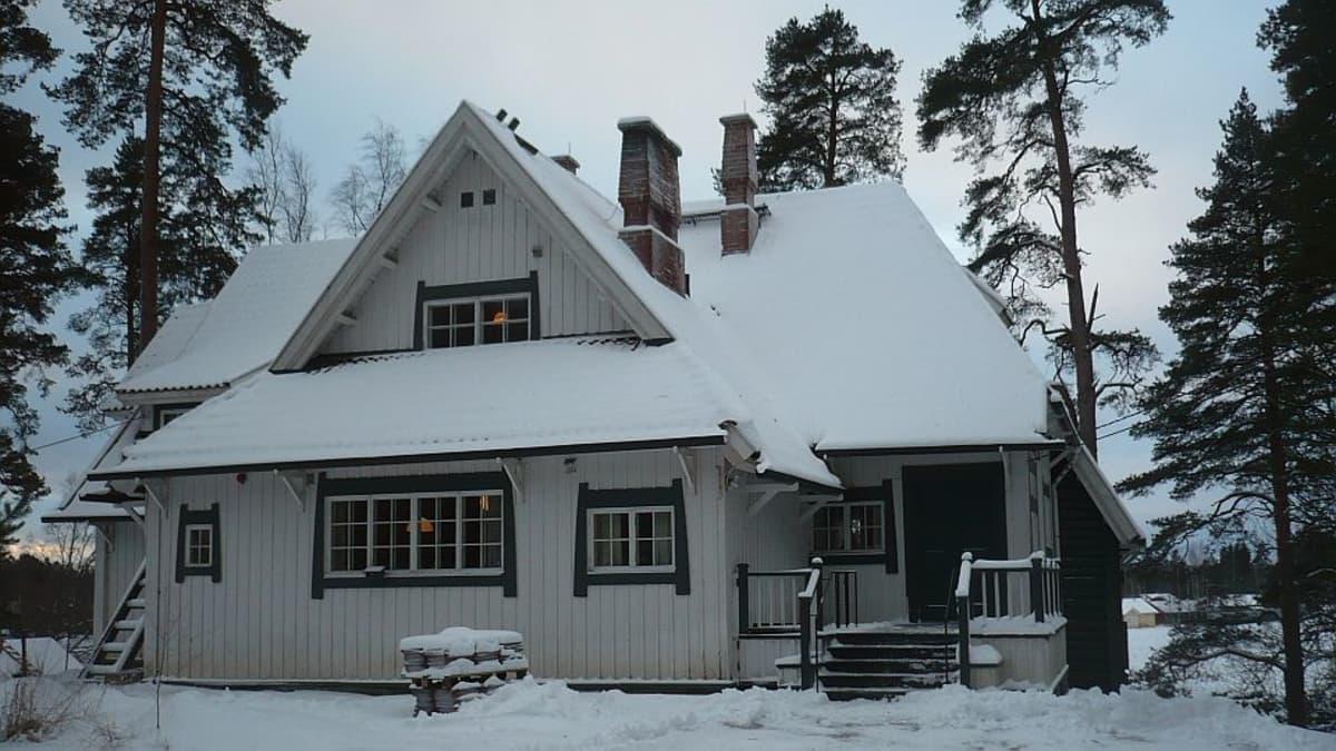 Ainola talvella 2015