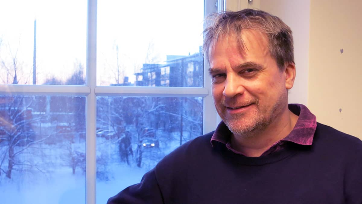 Lapin kamariorkesterin kapellimestari John Storgårds