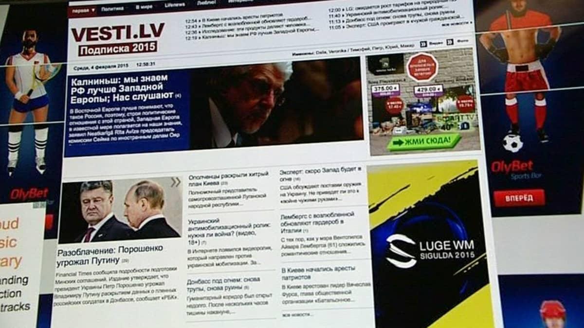 Kuva Vesti.lv-verkkosivustolta.
