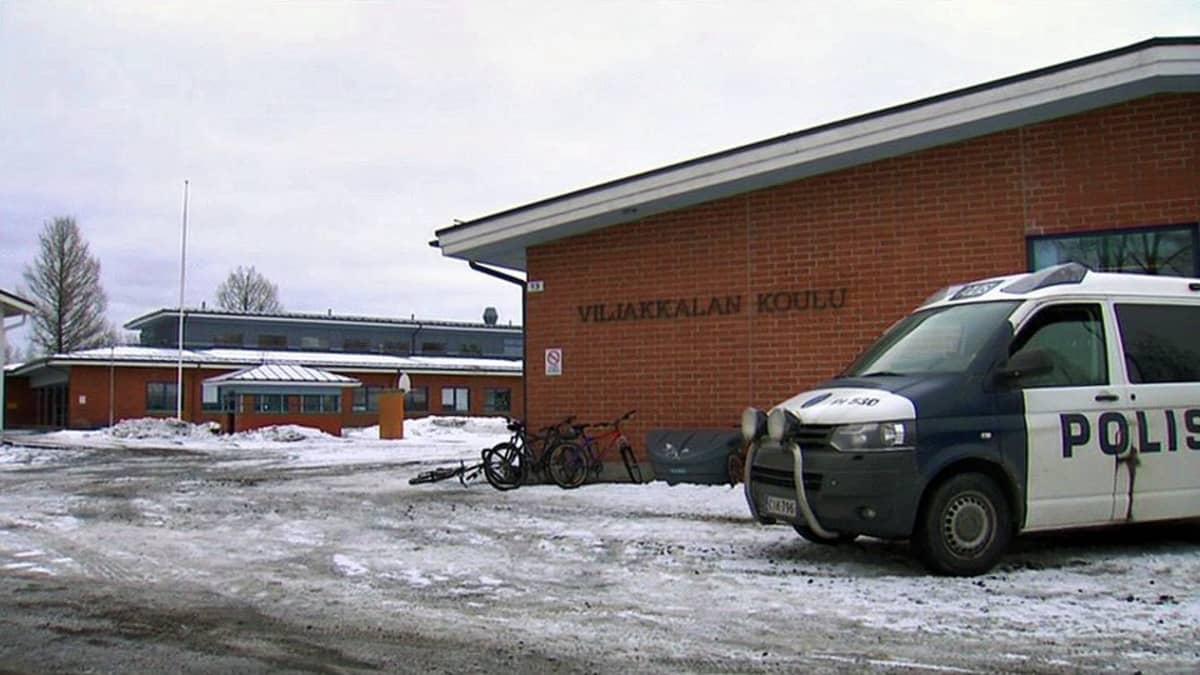 Viljakkalan koulu