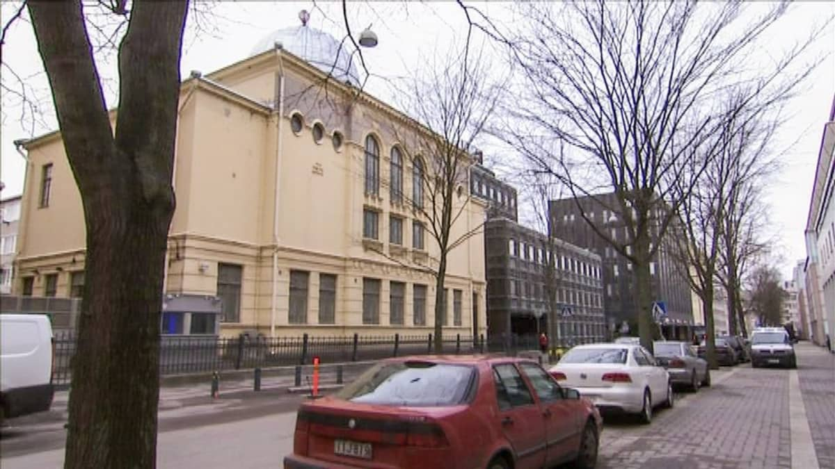 Helsingin juutalainen serakunta