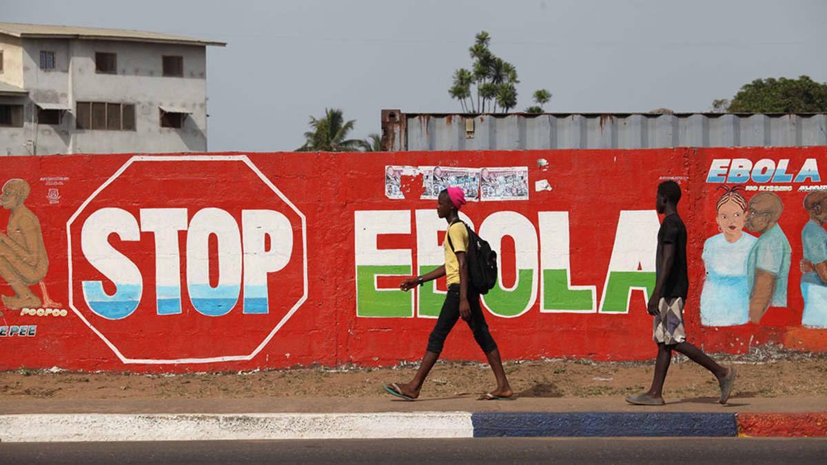 Liberia Monrovia, katukuvaa.