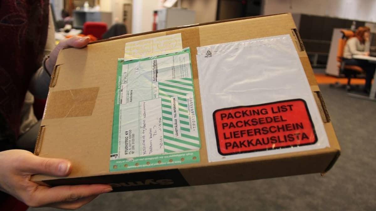 Havusellusta valmistettu kartonki menee hyvin kaupaksi maailman pakkausmarkkinoilla.