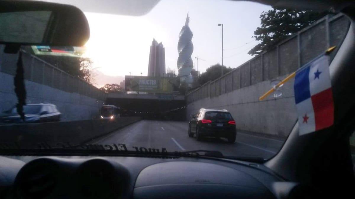 Panamericana-valtatie.