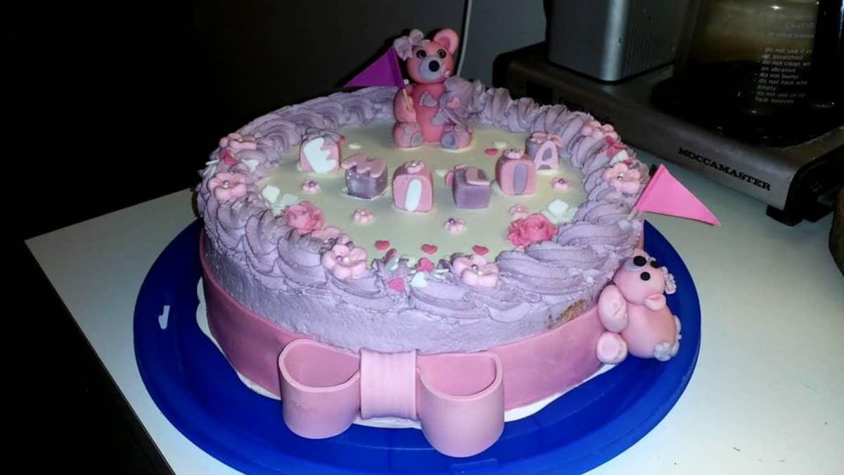 Lapsen kakku.