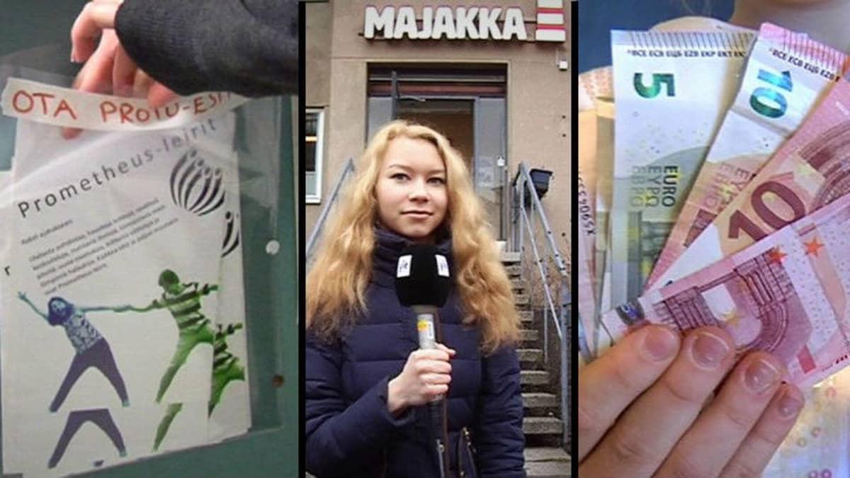 Yle Uutisluokan videoita Uudeltamaalta 2015