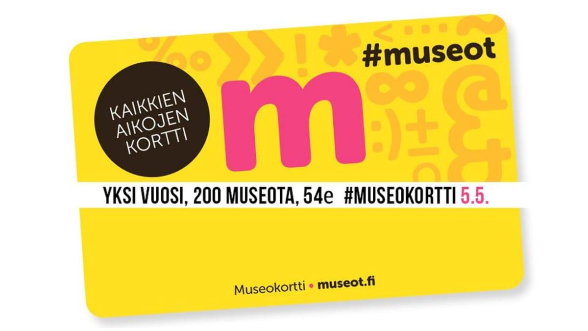 Museokortti.