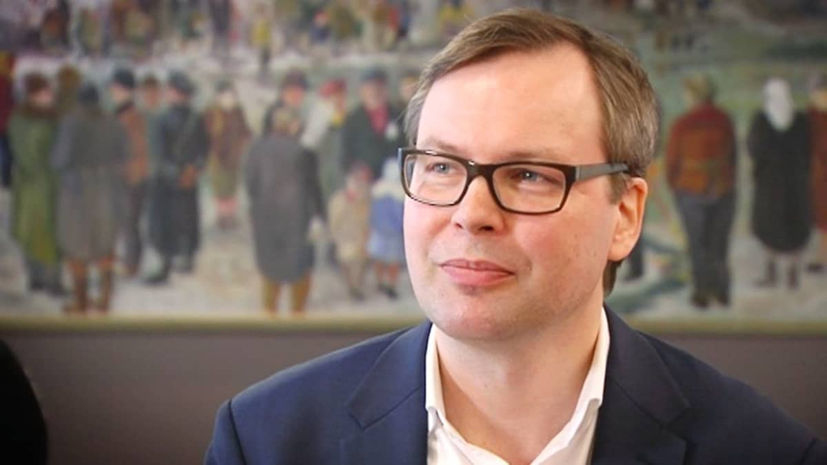 Aleksi Kuusisto.