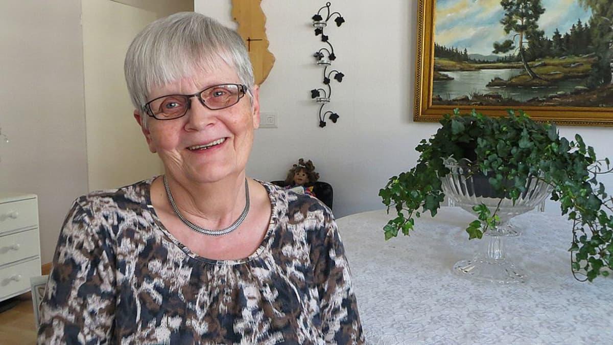 Maija Keinänen.