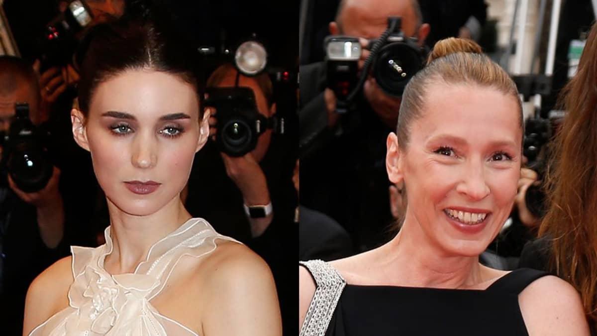 Emmanuelle Bercot ja Rooney Mara.