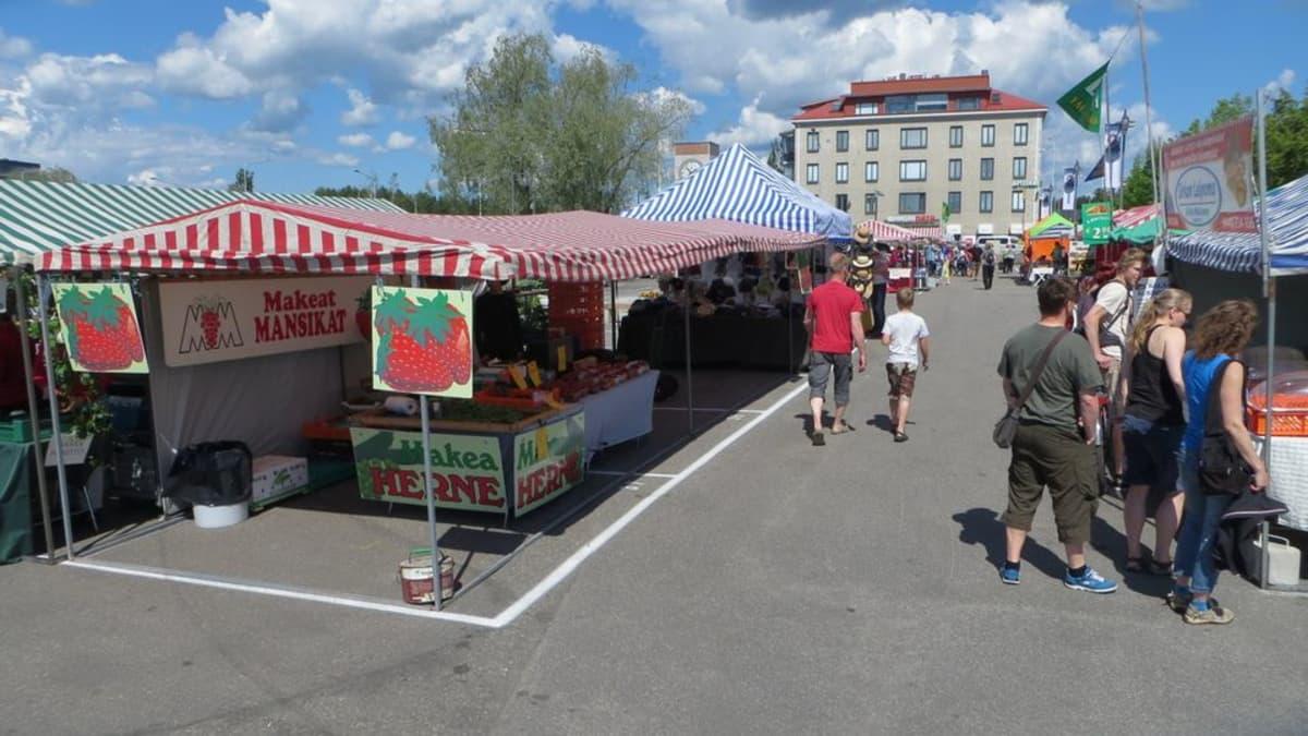 Kesätori Savonlinna 1 29.6.2015
