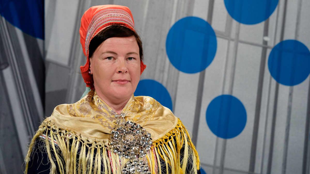 Ulla Magga