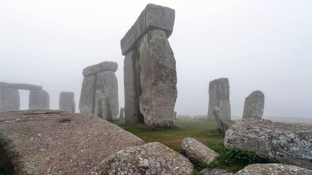 Stonehengen kivikehä.