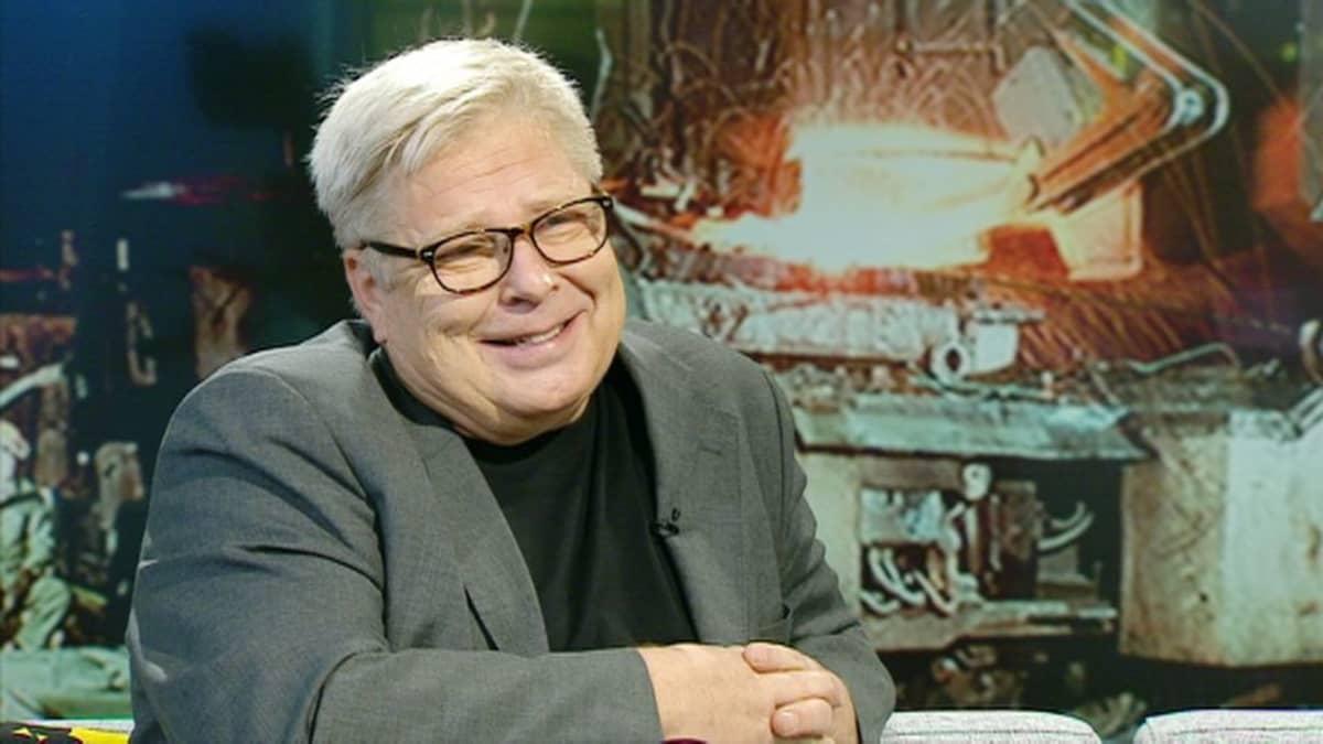 professori Markku Kuisma
