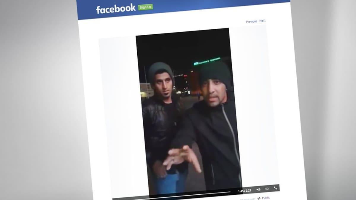 Kuvakaappaus irakilaisten keskusteluryhmästä Facebookista.