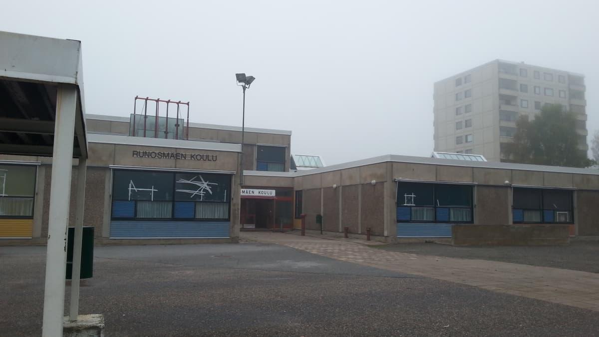 Runosmäen koulu