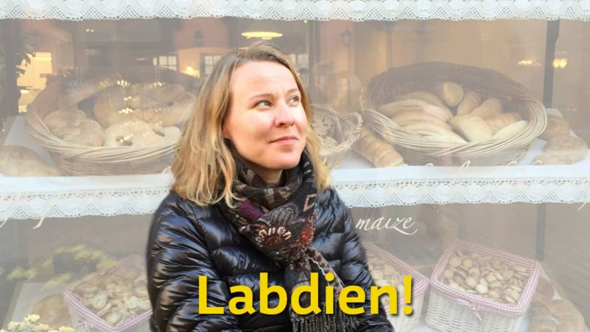 Labdien! Marjo Näkki