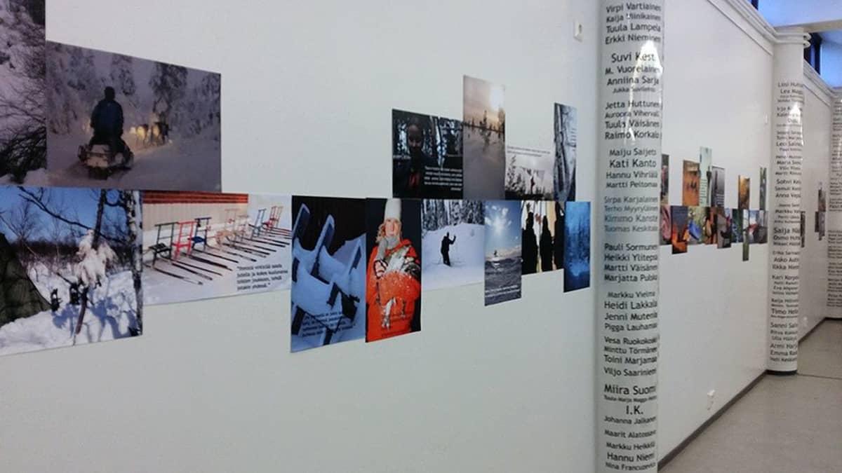 Jänkä-lehden näyttely