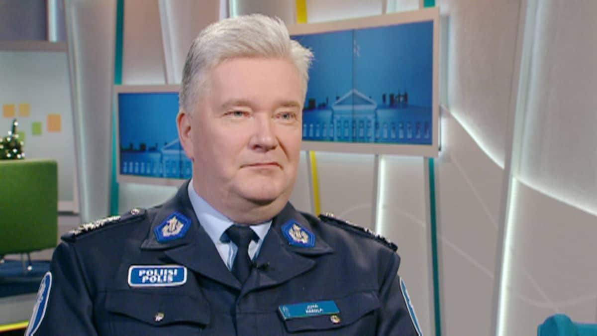 Ylikomisario Juha Hakola