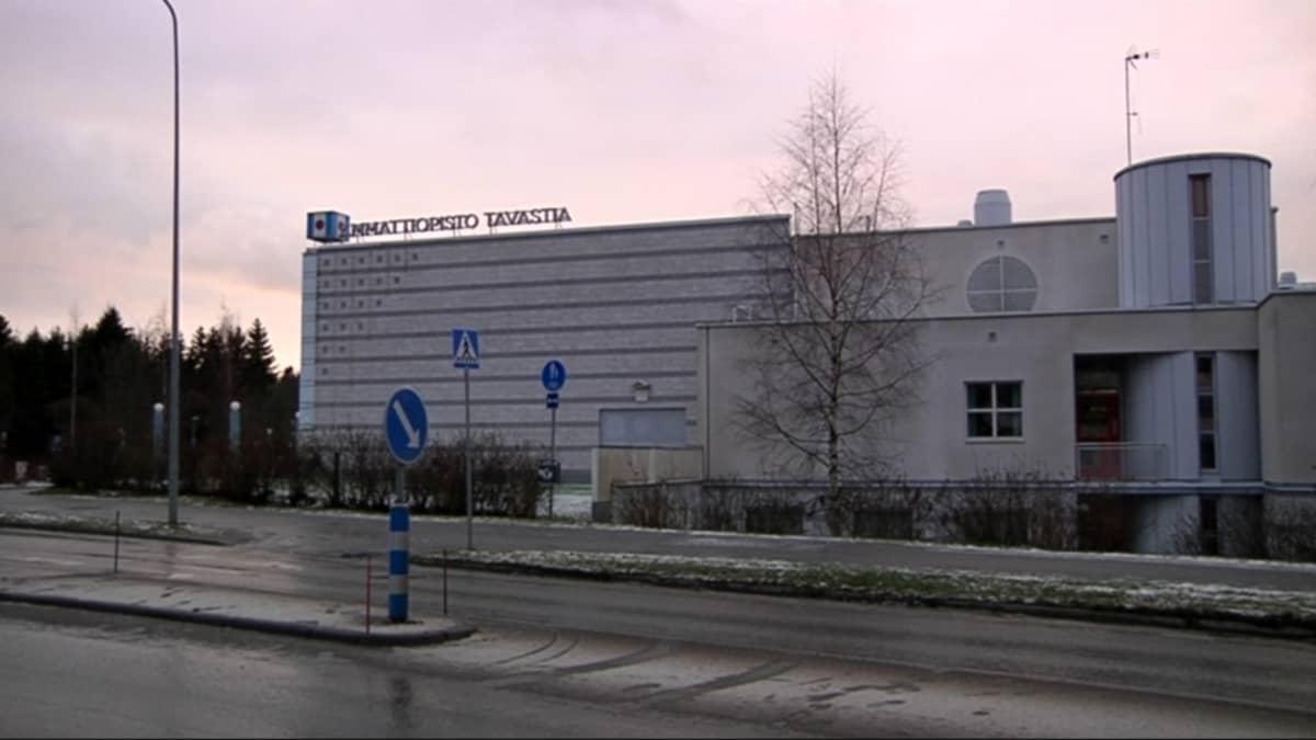 Koulutuskuntayhtymä Tavastia on Hämeenlinnan Poltinaholla