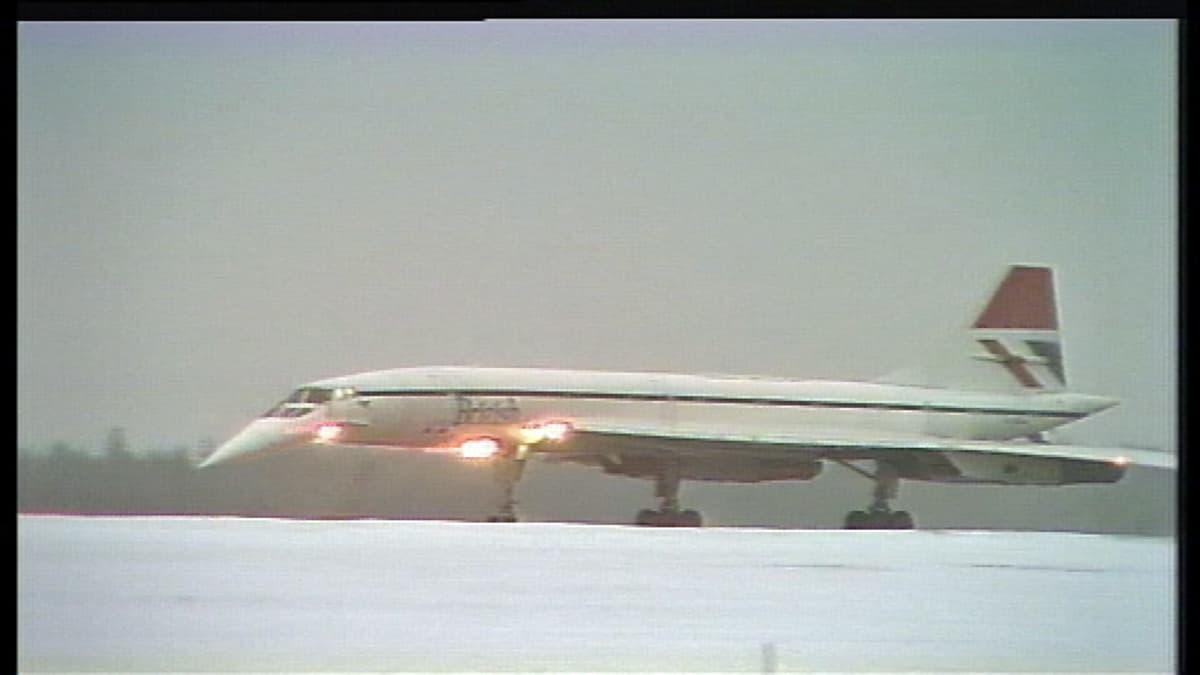 Concorde Rovaniemen lentokentällä