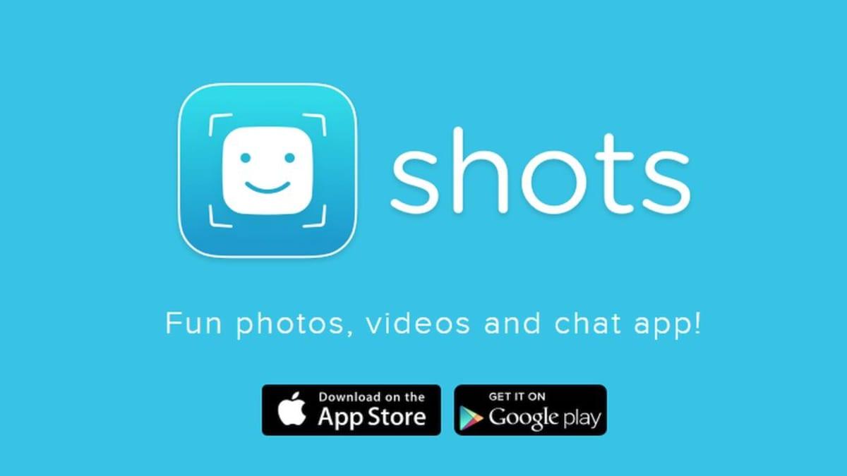 Selfiekuvien ja -videoiden sovellus Shots on uusimpia sosiaalisen median sovelluksia.
