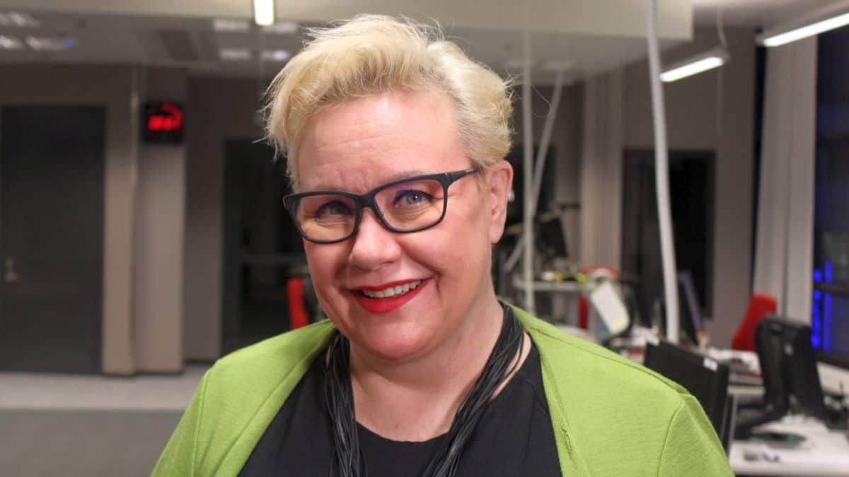 Viherympäristöliiton puheenjohtaja Sirpa Pietikäinen kaipaa uutta Tapiolaa.
