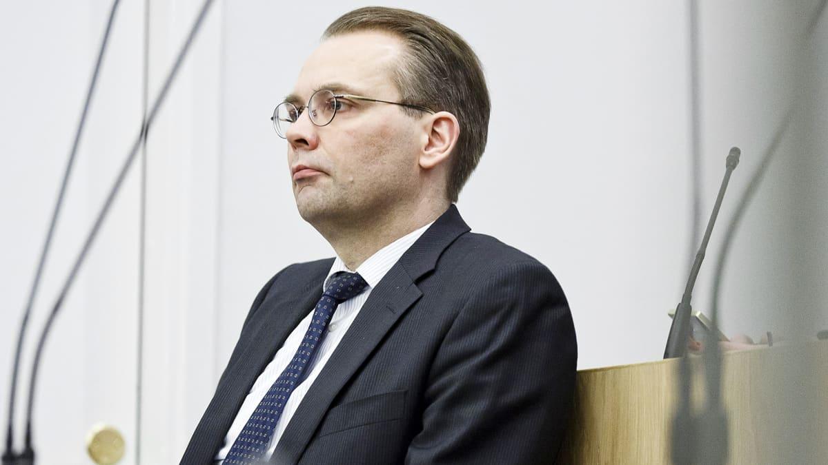 Jussi Niiinistö