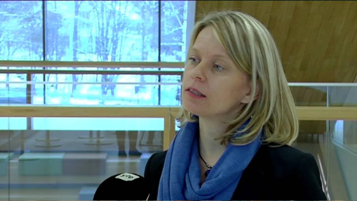 Tutkija Sari Sulkunen