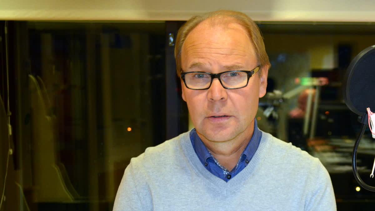 Savon Sanomien päätoimittaja Seppo Rönkkö