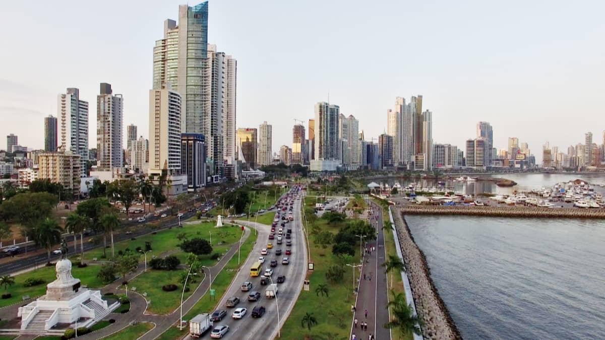 Panaman pääkaupunki Panamá