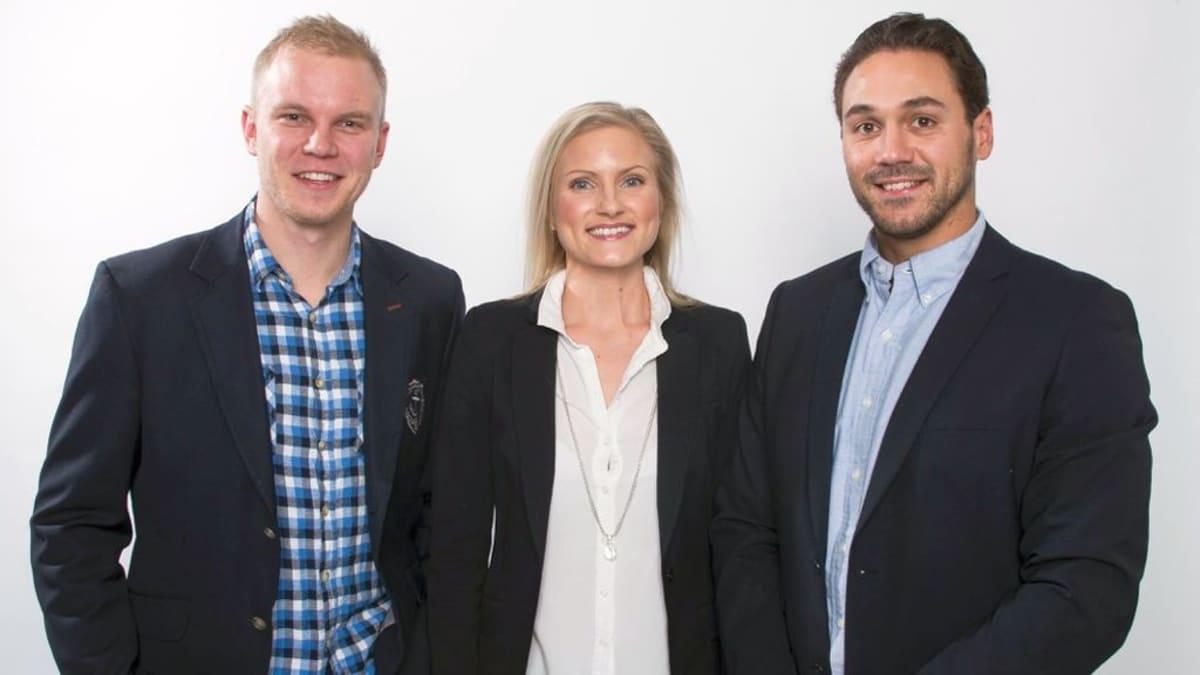 Finnchatin perustivat 2012 Roope Rämänen, Tiina Lindroos ja Samir Abbasi.