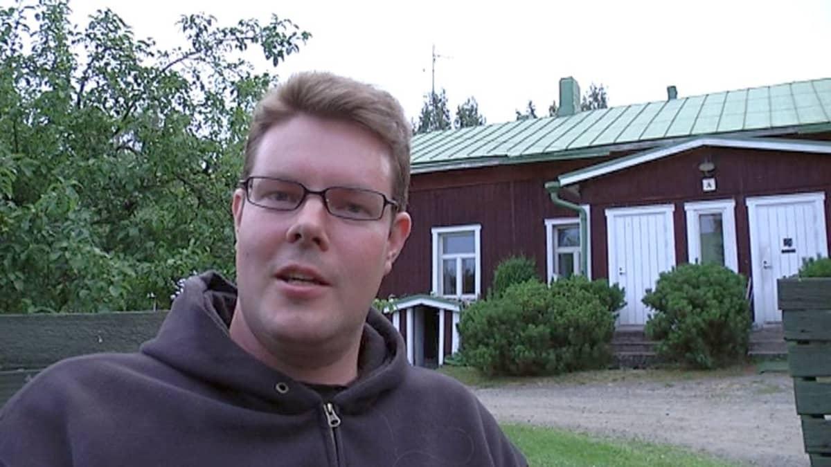 Jaakko Selin. Kuva: Arvo Vuorela / Yle.
