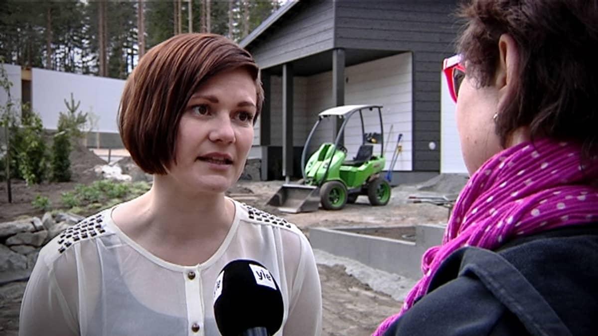 Pro Agria Etelä-Pohjanmaan maisemasuunnittelija Marika Turpeinen