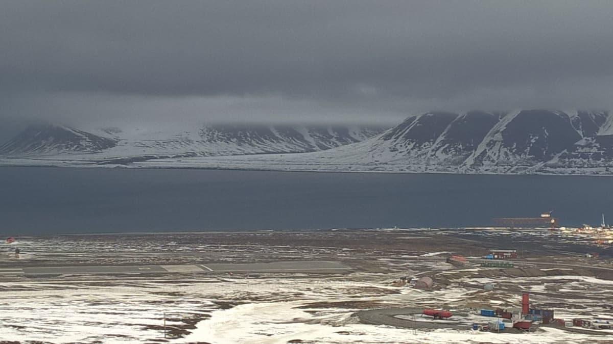Longyearbyenin lentokenttä