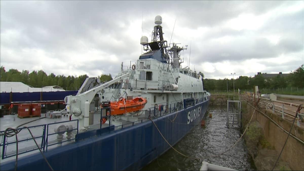 Merentutkimusalus Pohjanmeri