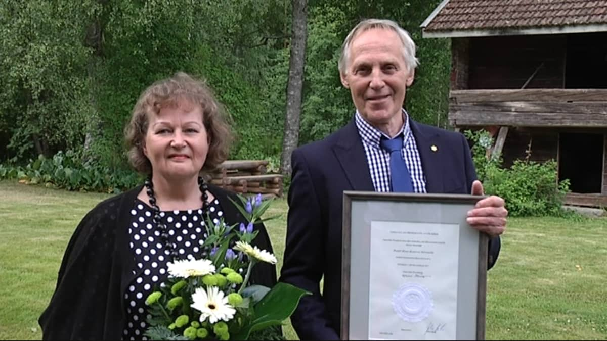 Anne ja Pentti Siivonen