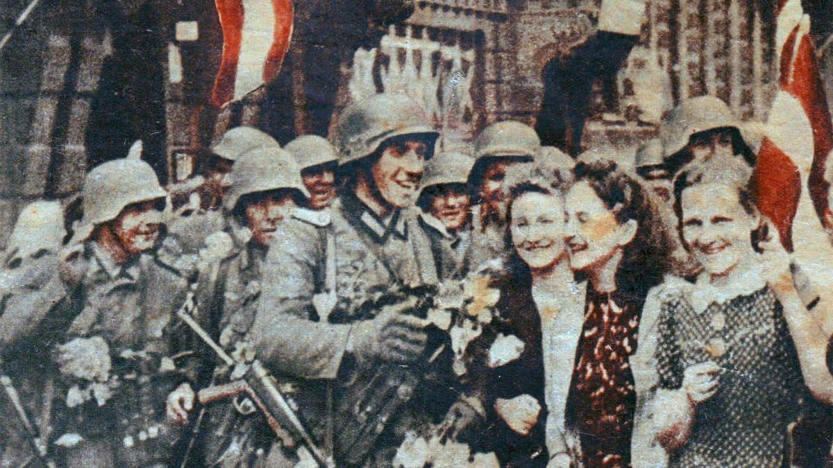 suomalaiset naiset ja saksalaiset sotilaat