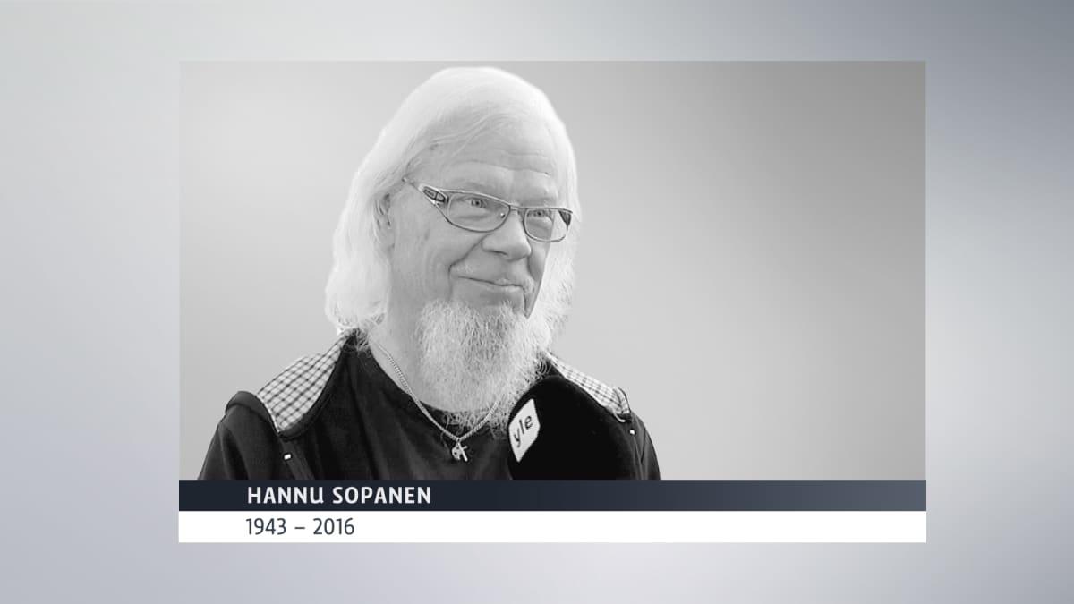 Hannu Sopanen (1943-2016)