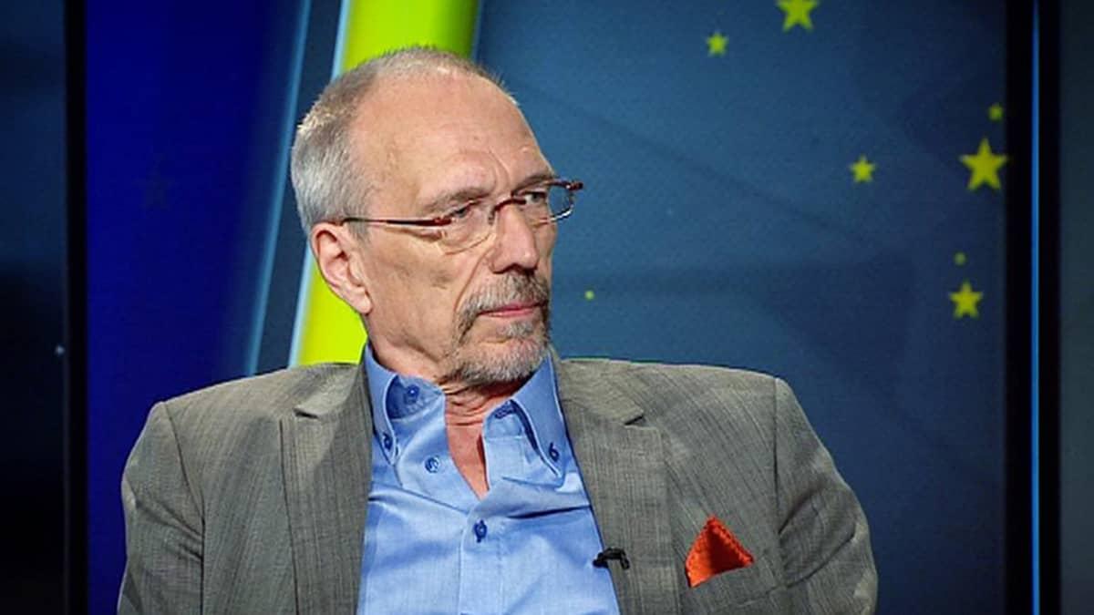 Europarlamentaarikko Nils Torvalds