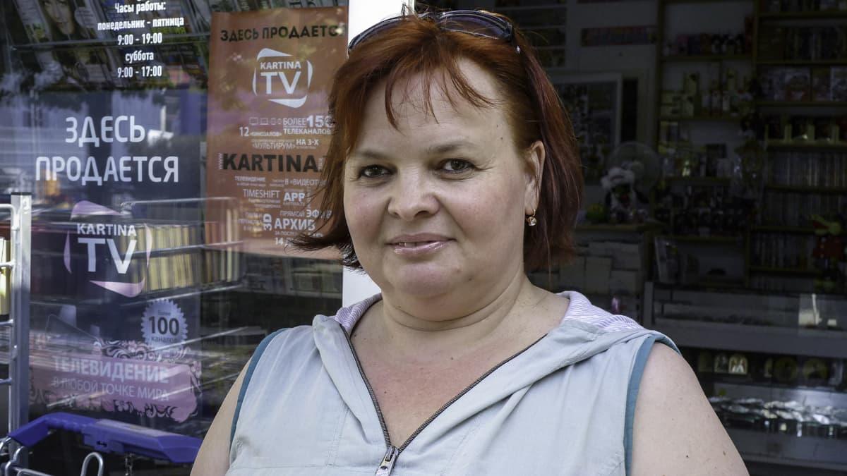 Marianna Fein muutti Saksaan 90-luvulla. Hän aikoo äänestää AfD:tä.
