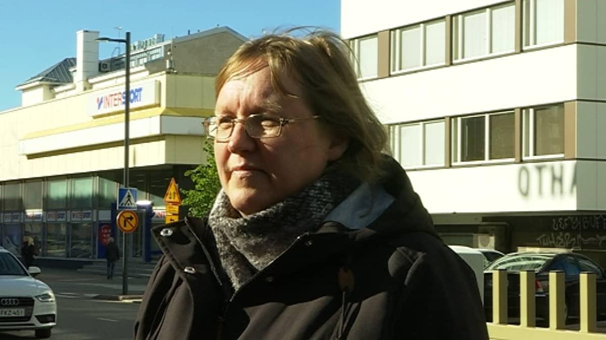 Marjukka Helander, Oulu