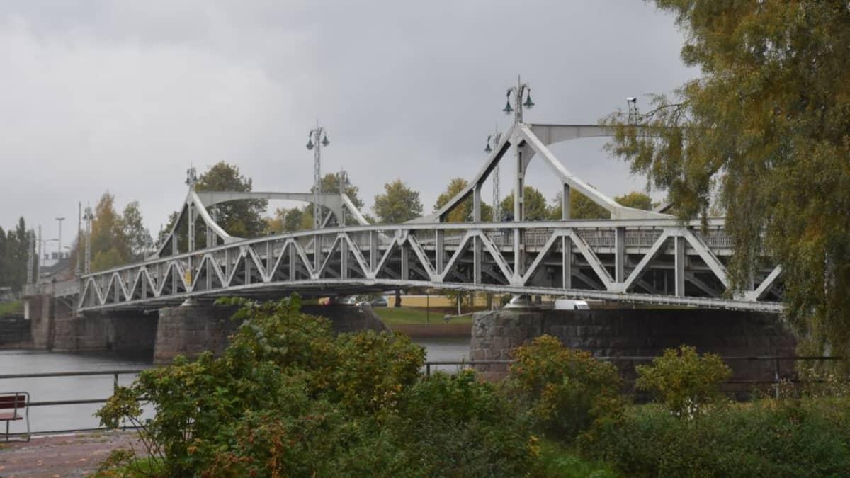 Porin silta