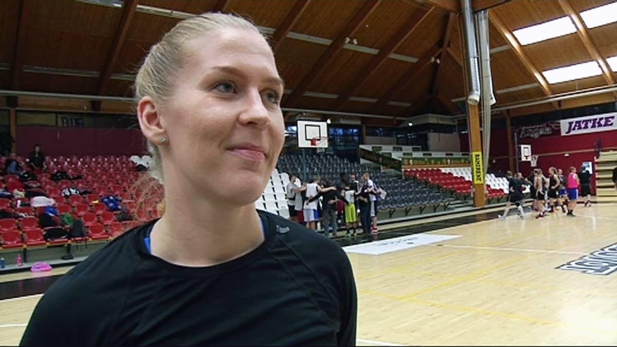 Kaisa Lind.